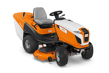 Vejos pjovimo traktoriai